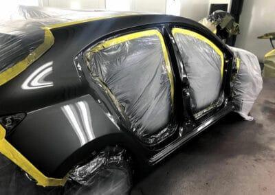 Auto Body Painting - Authentic Auto Body